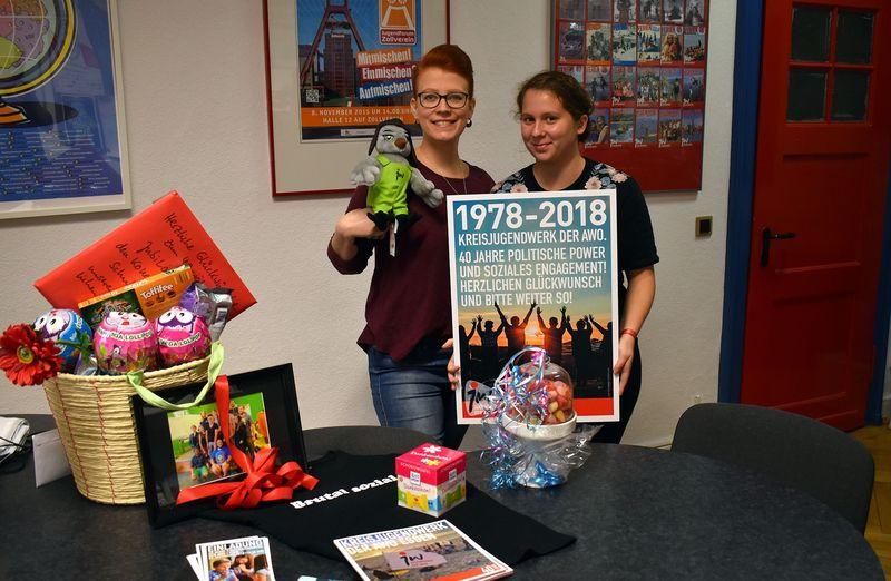 Neues Maskottchen Und Neuer Vorstand Zum 40 Geburtstag Des